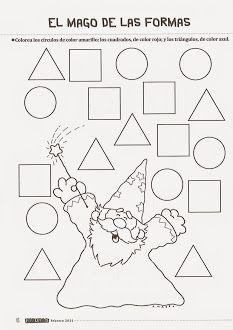 Figuras Geométricas Para Niños Figuras Geométricas Dual Language