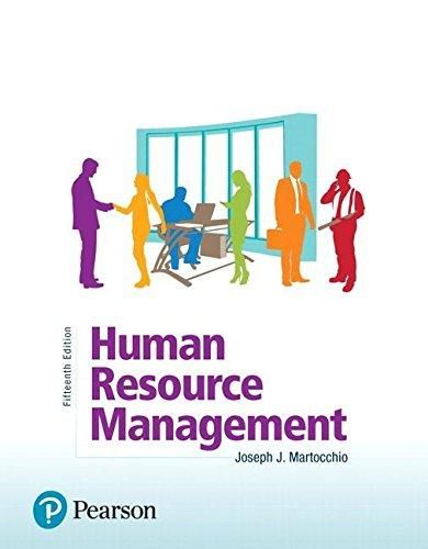 Human Resource Management (15th Edition) (What's New in Management) - Default