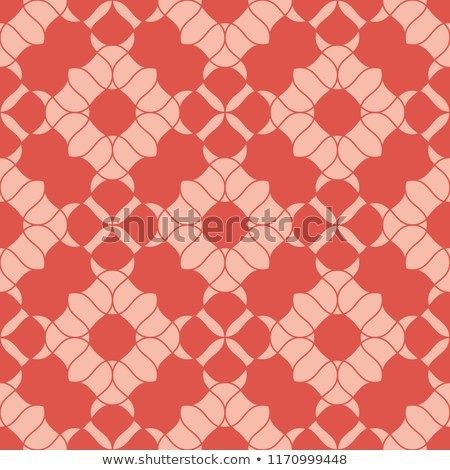 f4e13860f95d Abstract vintage floral seamless pattern. Vector geometric texture ...