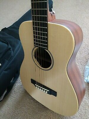 Martin Lx1 Acoustic Guitar Signed By Chris Martin Iv Guitar Acoustic Guitar For Sale Guitars For Sale
