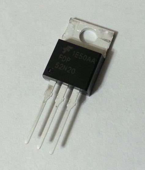 FDP52N20 200V N-Channel MOSFET IC