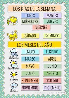 340 Ideas De Calendario Calendario Calendario Preescolar Decoracion De Aulas