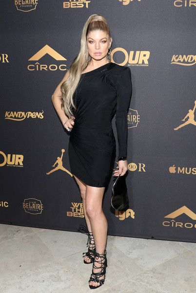 Fergie attends DJ Khaled's Birthday Presented by CÎROC and Fox.