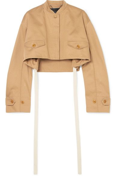 Givenchy short cropped bomber jacket with cotton drill - beige When purchasing a winter coat, Cool Outfits, Casual Outfits, Fashion Outfits, Guy Outfits, Robes D'inspiration Vintage, Looks Style, My Style, Bomber Jacket Outfit, Givenchy Clothing