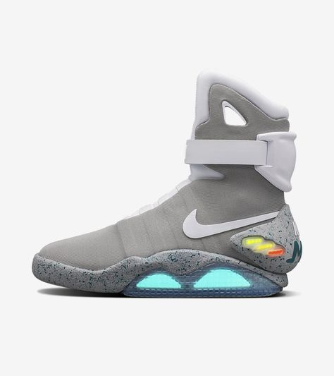 Chance to win Back to the Future Nike's - | To Think About...Hmmm |  Pinterest | Nike mag, Nike snkrs and Vans checkerboard