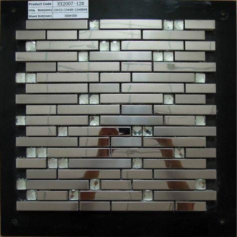 Menards Kitchen Backsplash Panels Stainless Steel Metal Tile