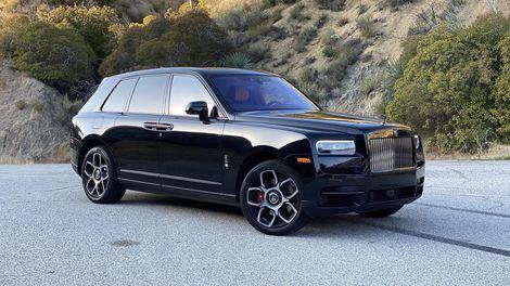 2020 Rolls Royce Cullinan Black Badge Review Stealth Standout Rolls Royce Cullinan Rolls Royce Royce