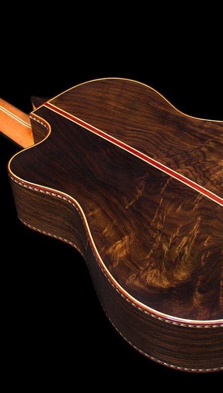 Mangore Bellucci Guitars Indonesian Rosewood Back Sides Top Stradivarius Model Double Top Concert Classical G Guitar Classical Guitar Acoustic Guitar