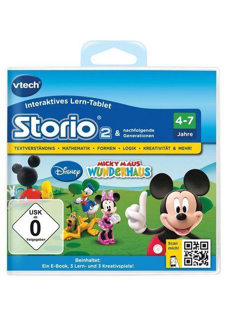 Spiel Storio 2 Disney Micky Maus Wunderhaus Vtech Online Kaufen Micky Maus Disney Micky Maus Micky Maus Wunderhaus