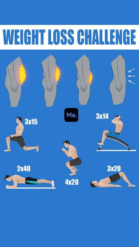 pasti di allenamento per la perdita di peso