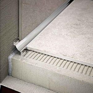 Aluminum Edge Trim For Tiles Outside Corner Roundcorner Ro Profilitec Piso Para Cochera Pisos Disenos De Unas