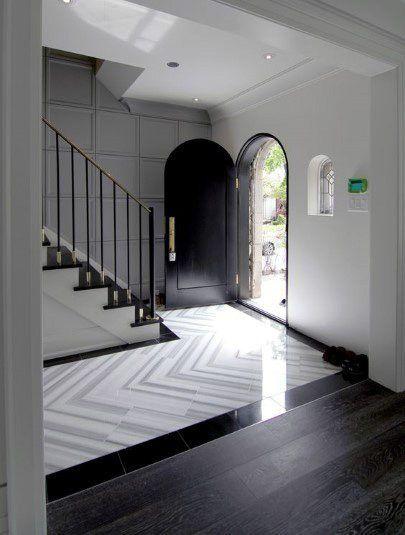 Top 50 Best Entryway Tile Ideas Foyer Designs Foyer Design Modern Foyer House Entrance