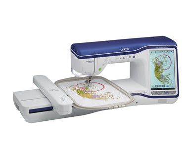 Brother Dreammaker Xe Innov Is Ve2200 Embroidery Only Machine Machine Embroidery Sewing Machine