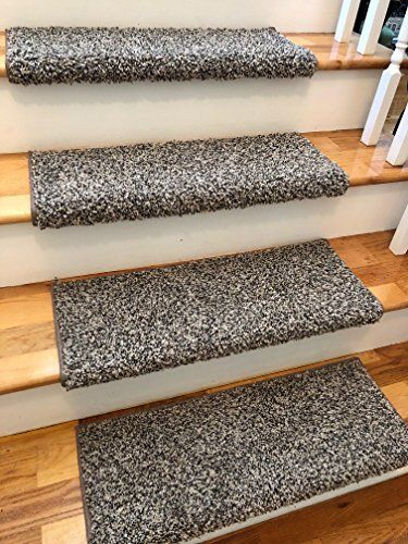 One 31 Wide X 10 Deep Tread For 1 Thick Step Sold Eac Https Www Amazon Com Dp B07dyh1z4 Stair Runner Carpet Carpet Stair Treads Hallway Carpet Runners