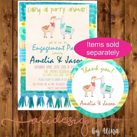 printable tags favor tags wedding engagement party jack and jill buck