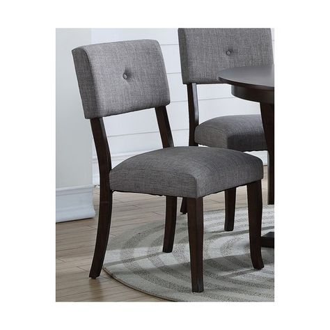 Admirable Belham Living Paige Open Back Dining Chair Brown Uwap Interior Chair Design Uwaporg