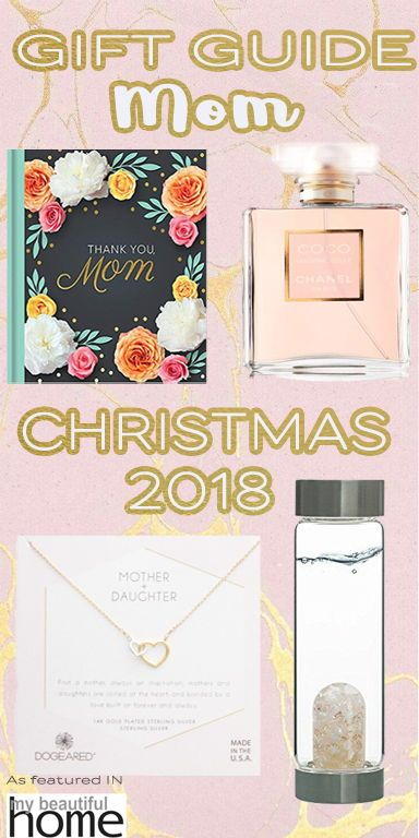 Christmas Gift Guide Mom 2018 Christmas Gift Guide Mom 2018