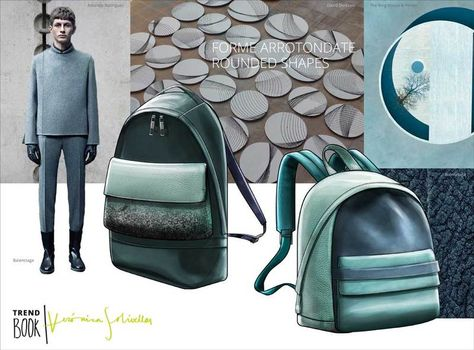 """Trends : Verónica Solivellas, author of """"Trend Book By Veronica Solivellas"""", the shoes & bags trend analysis both for women and men, presents the trend Essential AW ("""