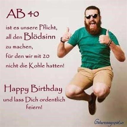 Geburtstag Bilder Mann Gb Bilder Gb Pics Gastebuchbilder Geburtstag Bilder Lustig Gluckwunsche Zum 40 Geburtstag Mann Lustig