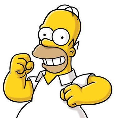Pin Em Os Simpsons