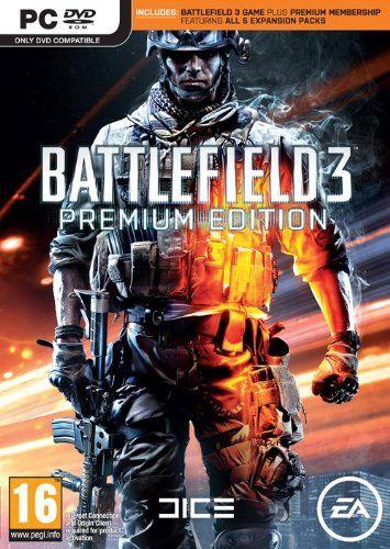 Battlefield 3 Premium Edition Pc Dvd Battlefield 3 Xbox 360
