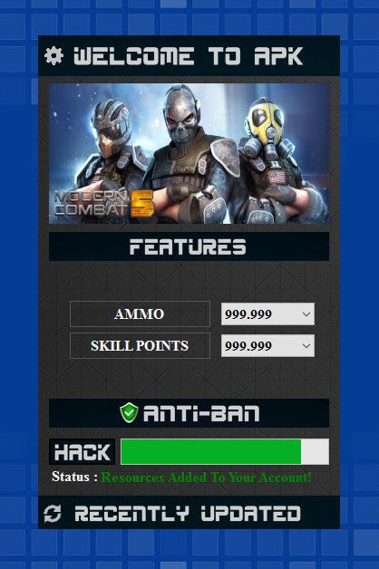Modern Combat 5 Hack Cheats I Will Show You The Best Method Modern Combat 5 Hack And Cheats Modern Combat 5 Hack 2018 Updated Mo Combat Tool Hacks Cheating