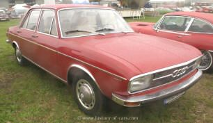Audi 100 Ls 1968 71 Classic Audi Cars Parts For Sale Now In