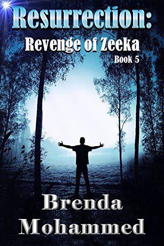 Resurrection: Revenge of Zeeka Science Fiction series Book 5 by