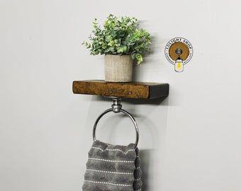 52 Unique Towel Holders Ideas In, Unique Towel Bars For Bathrooms