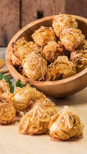 Bola Kastangel Corn Flakes Resep Resep Food Network Resep Daging Makanan Dan Minuman