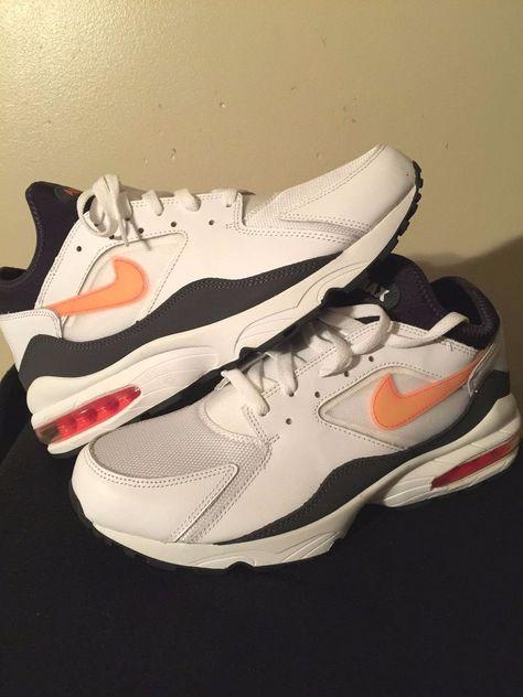 Nike Air Max 93 White 306551 105