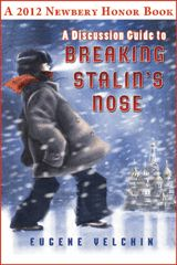 Use literature to study the Soviet Union during Stalin's dictatorial regime. Breaking Stalin's Nose is a 2012 Newbery Honor Book by Eugene Yelchin. #midleved #history
