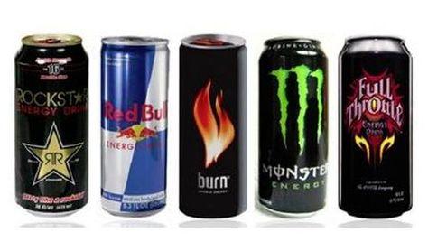 Gebruik energiedranken steeds met mate | gezondheid.be