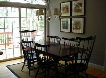 Image Result For Small Dining Rooms With Sliding Doors To Deck Dining Room Small Small Dining Dining Room