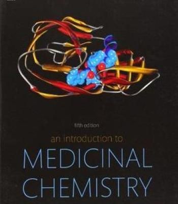 An Introduction To Medicinal Chemistry 5th Edition Pdf Medicinal Chemistry Chemistry Textbook Chemistry Book Pdf