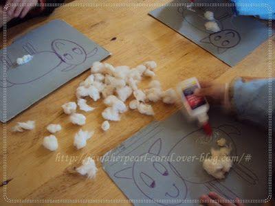 خروف العيد أشغال للأطفال مع الخروف Eid Crafts Crafts Baby Mobile