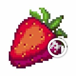 Color By Number Food Pixel Art Android Game Apk Pixel Art Art Drawing For Kids