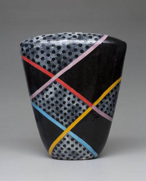 Untitled Dango, 2014, by Jun Kaneko