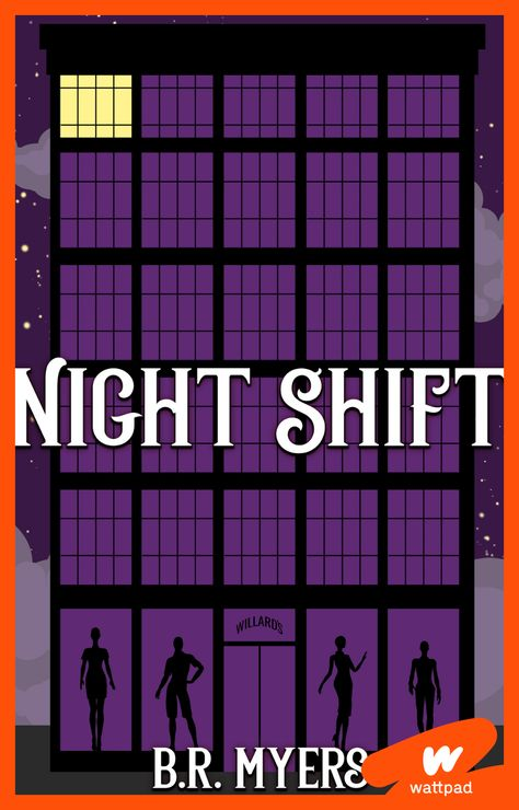 At Willard's department store, none of the night security guards survive for long, and eighteen-year-old Daniel Gale is about to discover why.