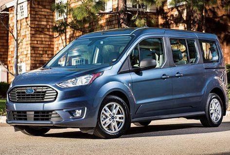2019 Transit Connect Passenger Wagon Interior Ford Transit Ford
