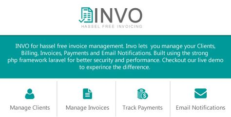 INVO - Hassle Free Invoicing  by codesquared