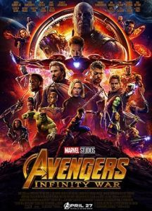 Avengers Infinity War Hindi Dubbed Movie 2018 Watch Online In