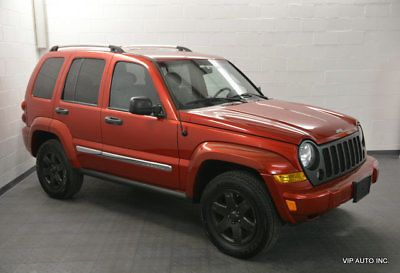 Ebay Liberty 4dr Limited 4wd 2006 Jeep Liberty For Sale Jeep Jeeplife Jipler