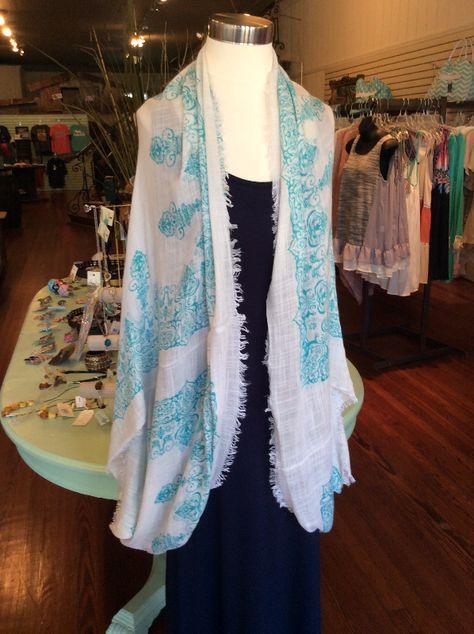 Mint & Ivory Kimono Cardigan