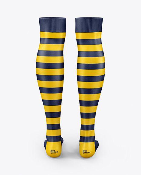 Download Two Long Socks Mockup Design Mockup Free Mockup Psd Clothing Mockup