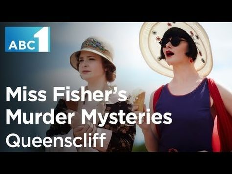 We filmed Series 2 at 49 different locations in 22 suburbs and towns across Melbourne and Victoria. Take a behind-the-scenes look at 'Dead Man's Chest', which was filmed in the seaside village of Queenscliff. #MissFisher #PhryneFisher #EssieDavis #Queenscliff #Melbourne #Victoria #behindthescenes