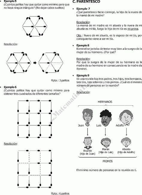 15 Ideas De Matemática 4o Matemáticas De Cuarto Matematicas Secundaria