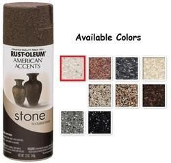 Rust Oleum American Accents Textured Stone Spray Paint Stone Spray Paint Copper Spray Paint Spray Paint Colors