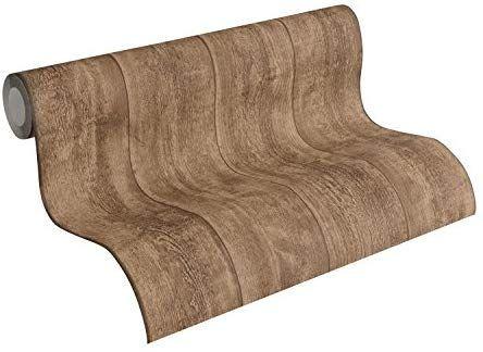 A S Creation Wallpaper Wood N Stone Brown 10 05 M X 0 53 M 708823 Amazon Co Uk Diy Tools Wood Wallpaper Wood Diy Tools