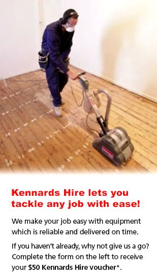 Kennards Hire $50 off Voucher (for Hires over $95) -   - make voucher